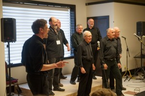 The Brothers -a just-for-fun mens' choir led by Chris White