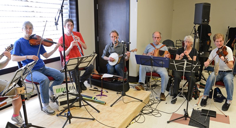 Contra Dance Band