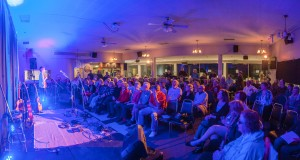 Saturday Evening Full Audience at OGF 2013