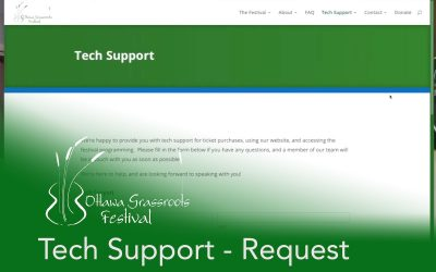 Tech Tip #4: Getting Tech Support (with video)