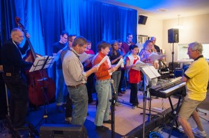 The Weekend Choir with Andy Rush