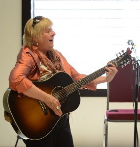 Missy Burgess at Writers' Bloc workshop