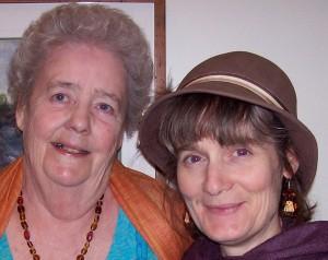 Ruth and Donna At GG Awards
