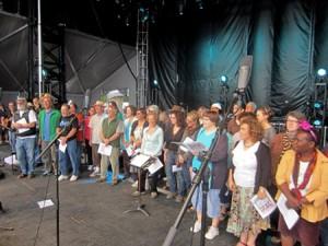 Terry Penner Festival Choir