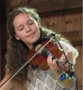Jessica Wedden - Trick Fiddler