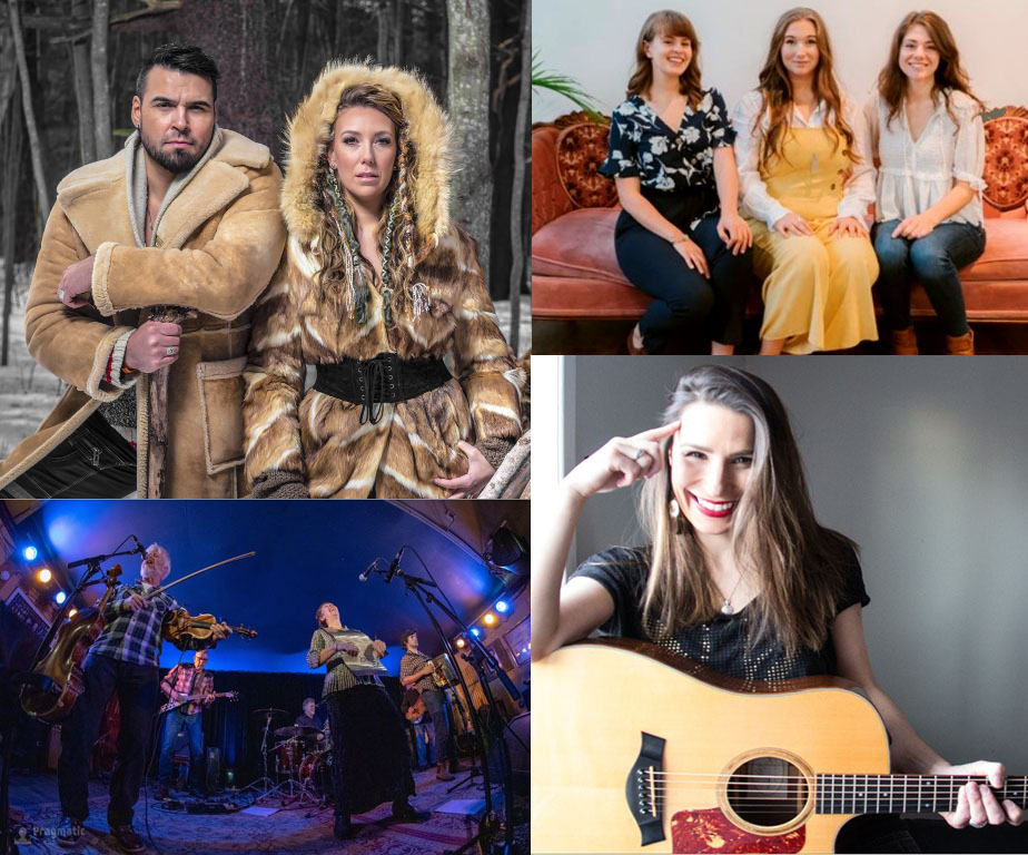 Ottawa Grassroots will deliver an energy filled experience rich with local Folk, Indigenous sounds and foot stomping entertainment