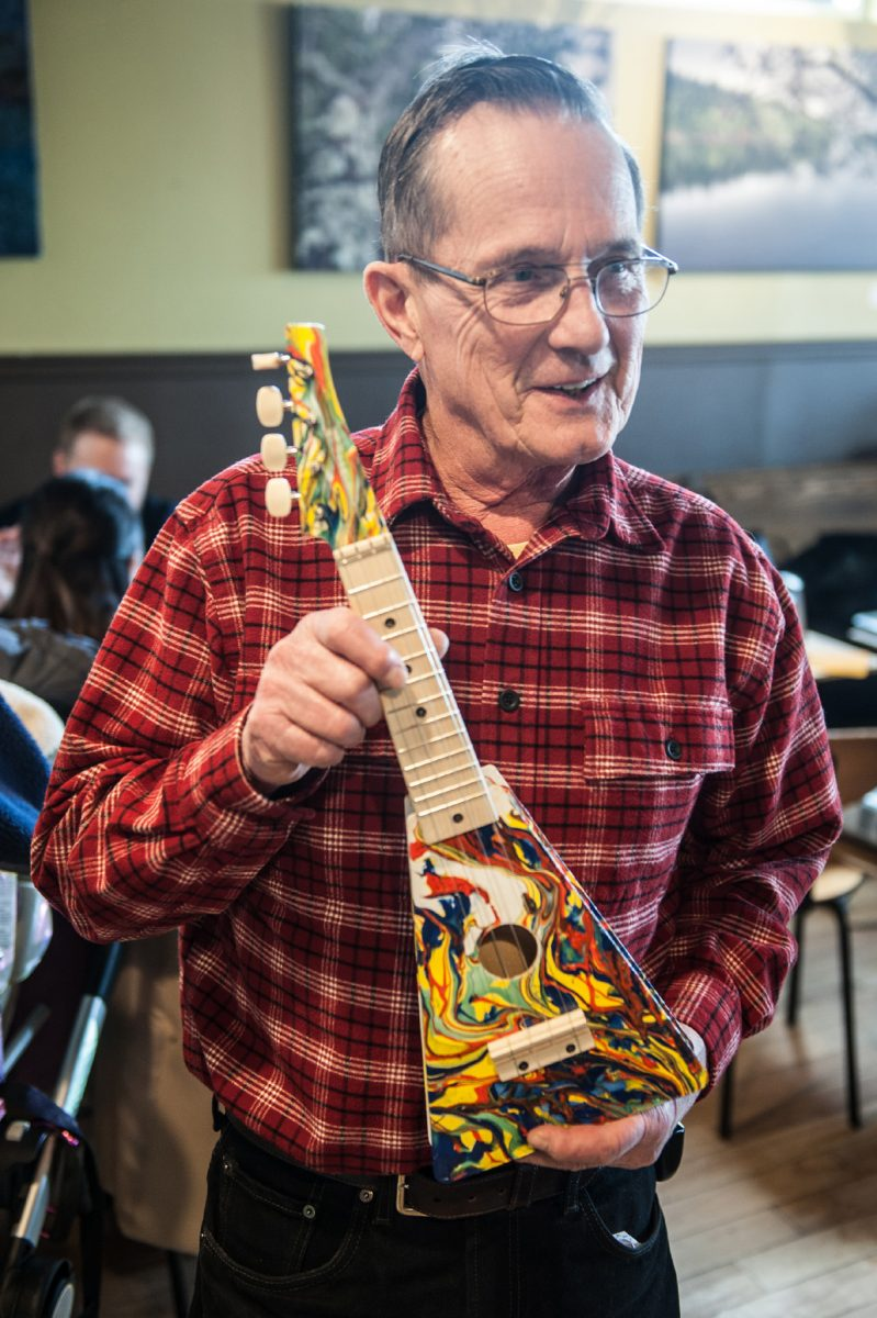 Remembering and Honouring Bob Nesbitt – A Giant in the Ottawa Music Community
