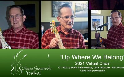 Virtual Choir: Up Where We Belong